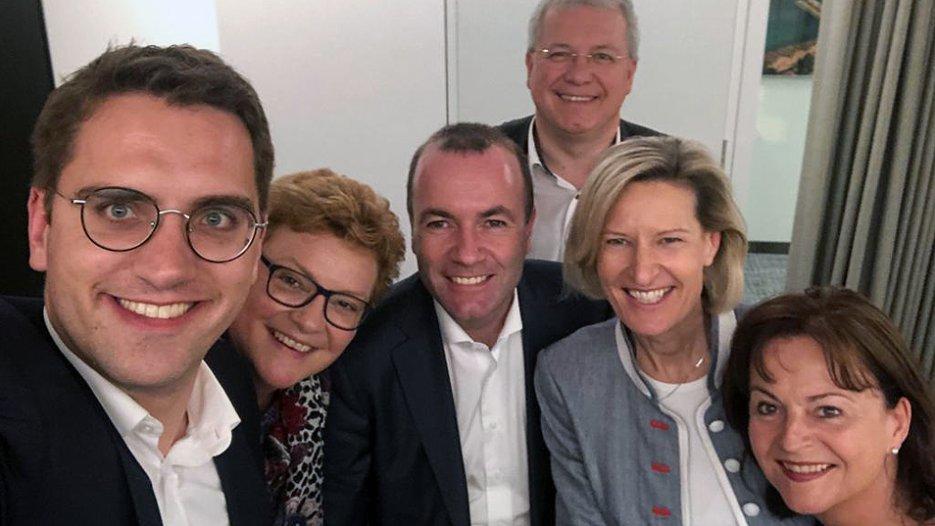 Wiederwahl: Angelika Niebler bleibt Chefin der CSU-Europagruppe und Co-Vorsitzende der CDU/CSU-Gruppe im Europaparlament