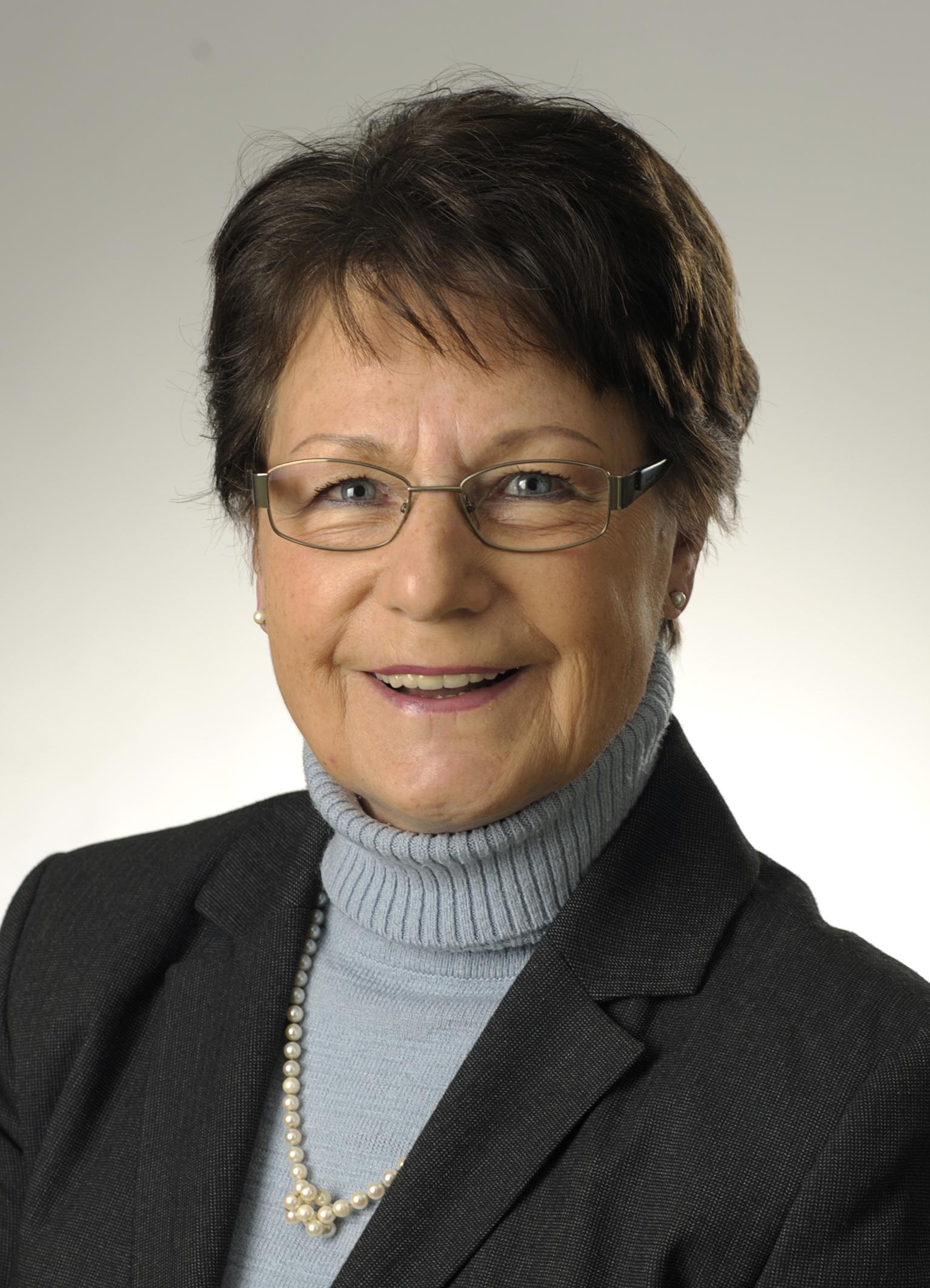 Wir gratulieren Ursula Hörger zum 75. Geburtstag