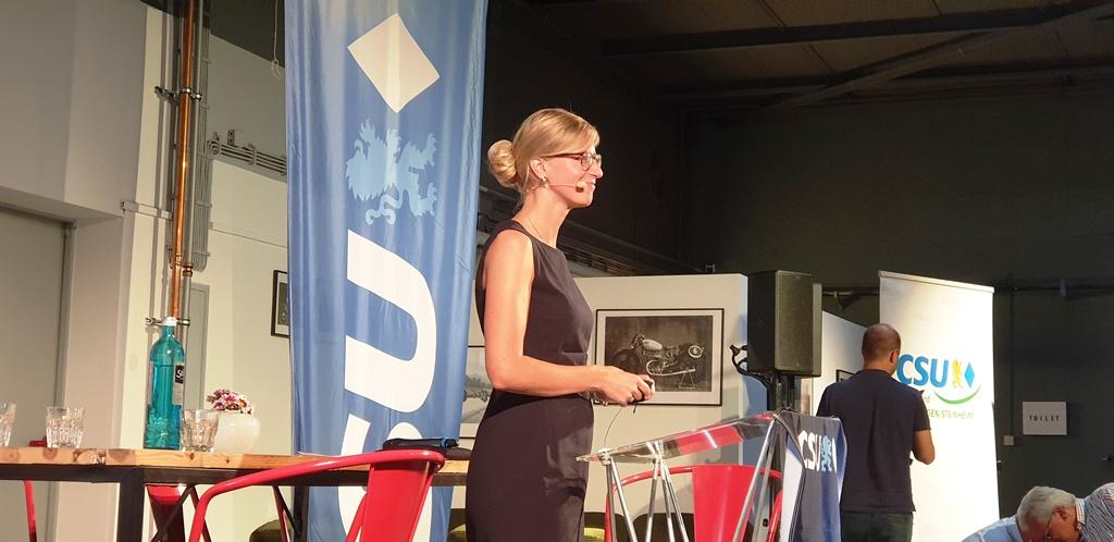 Erstklassiges Ergebnis für Katrin Albsteiger