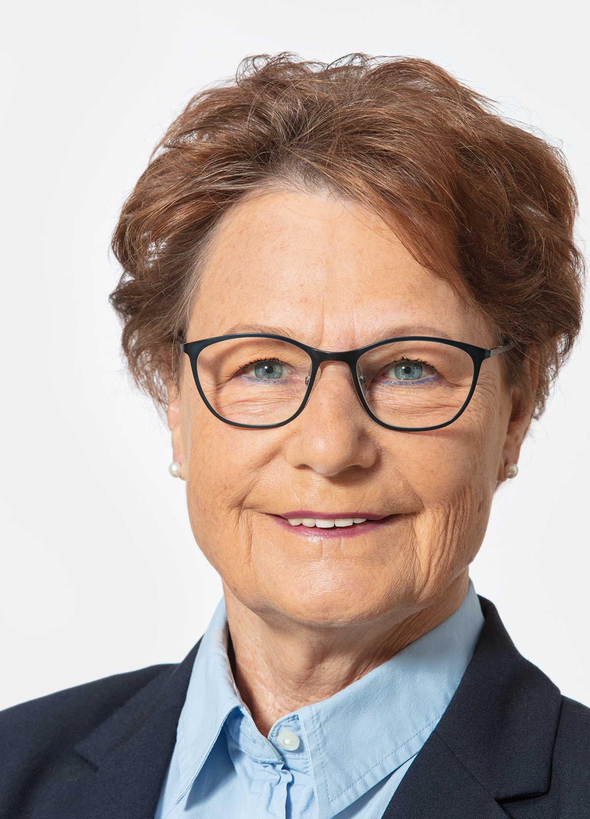 Ursula  Hörger